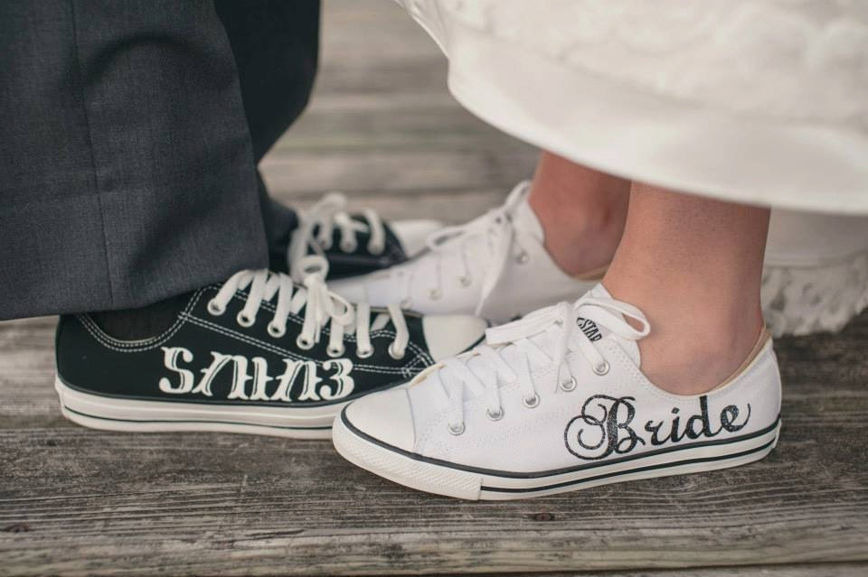 09536cd3c670 Converse Sneakers for a Wedding – Fashion dresses