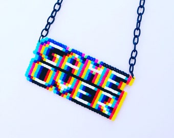 Game Over Mind blowing necklace