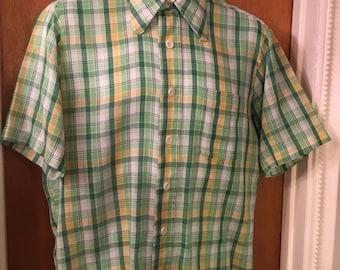 1970s Arrow men's shirt