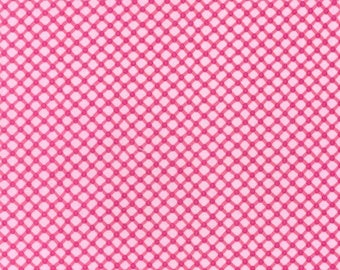 quilter's cotton, Michael Miller Pink Cora - 1 yard