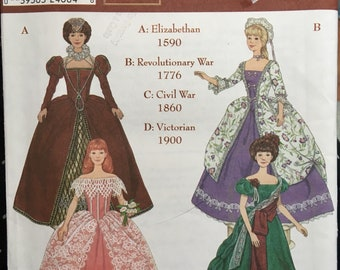 Simplicity pattern doll Museum Collection