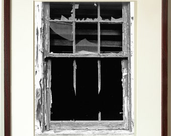 Window. Fine Art Photograph. Free Shipping in US. Available Framed or Unframed.
