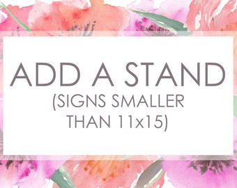 Add a Stand - No Show Stand - Small