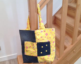 Easter: bag for Lady with spring colors
