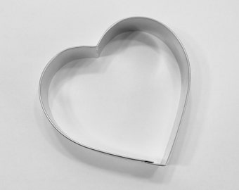 Heart 5 inch Cookie Cutter