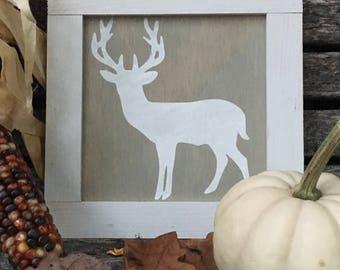 Buck sign