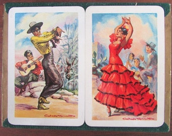 Fournier Cards Vintage Spanish Playing Cards