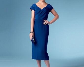 Butterick Pattern B5983 Misses' Dress