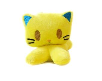 Kitten Plush | Cat Plush | Stuffed Cat Toy | Stuffed Kitten | Kawaii Kitten | Stocking Stuffer | Gift for Him | Gift for Her | Kawaii