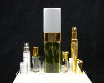 Vintage, Chanel No.19, Eau De Toilette, Niche, rere, old perfume, vial/spray, discontinued, old formula, hard to find