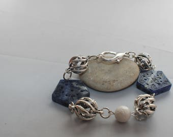 Bracelet femme fantaisie en perles