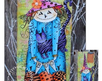 Wild and Witchy by Deb Antonick, email pattern packet