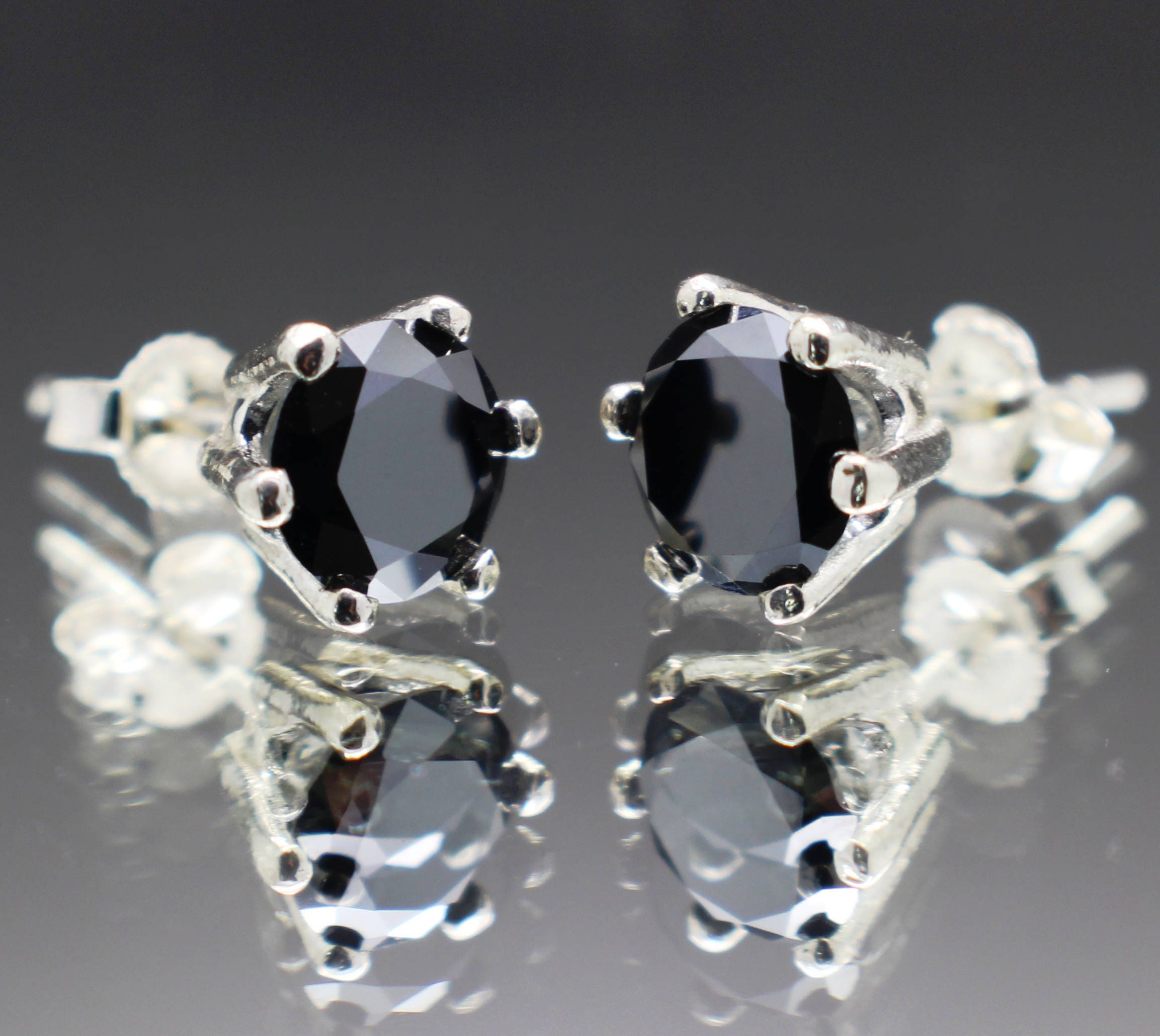 charles pin delivery earrings uk arkwright stunning one free stud moissanite forever by lily colvard