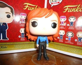 Star Trek the Next Generation Dr. Beverly Crusher Custom Funko