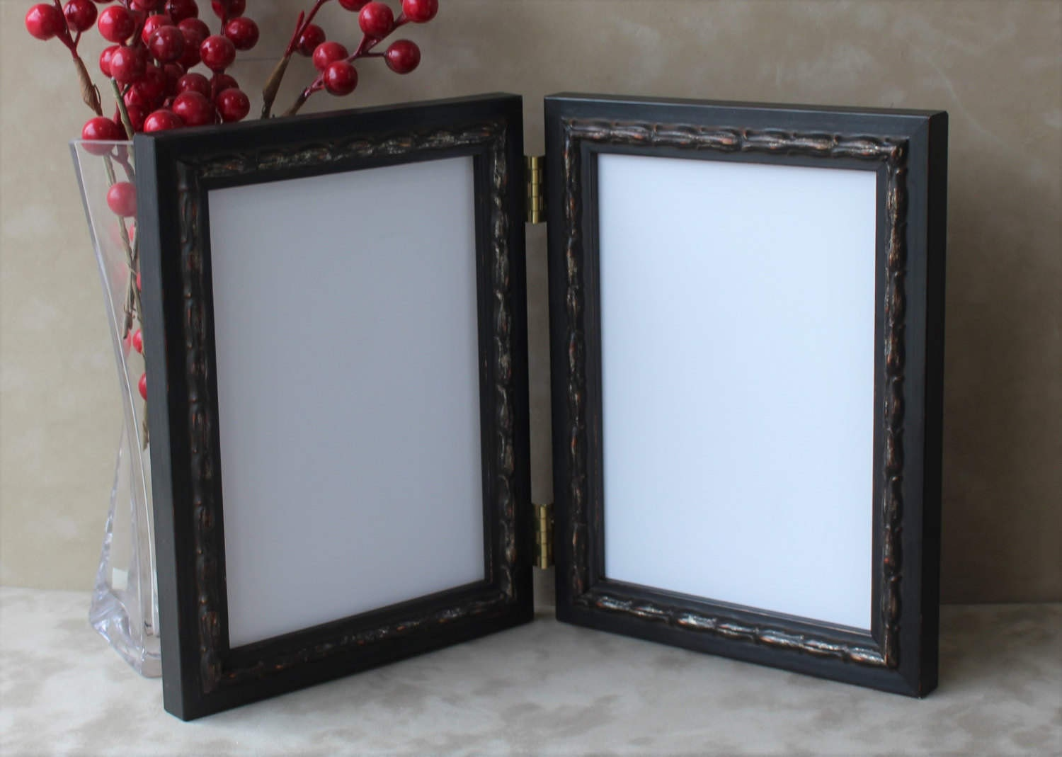 Magnificent Triple Hinged Picture Frame Mold - Picture Frame Ideas ...