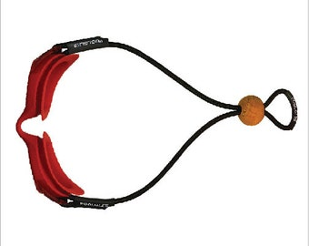 Red Poolgles, Swimming Goggles, Kids Goggles, Easy Adjust Swimming Goggles, Floating Swimming goggles