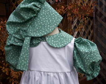 Laura Ingalls dress/Little House Prairie Costume..Special Order only