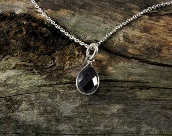 Onyx Spirit Stone Necklace