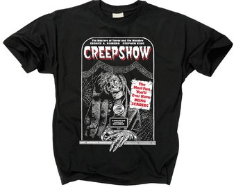 Creepshow Ticket Taker T shirt