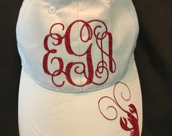 Monogram Crawfish Hat