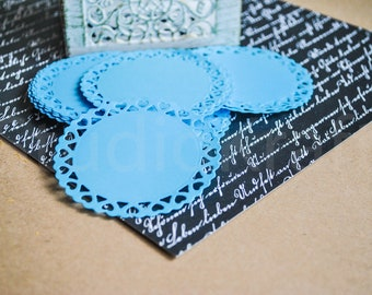 Paper doilies | paper doily | lace paper doily | lace doilies | round doilies for wedding party | paper round lace | colored paper doilies