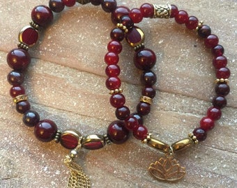 Gypsy Blood Bracelets