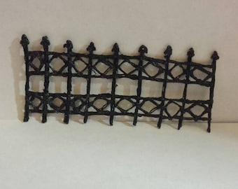 Gothic fence 2