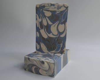 COMPUTER BLUE Soap