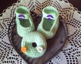 Cute set for Baby * * * Shoes & Rattle * * *
