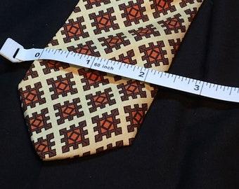 Skinny Neck Tie (reclaimed vintage)
