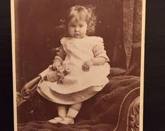 Little Girl CDV