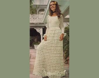 Boho wedding dress | Etsy