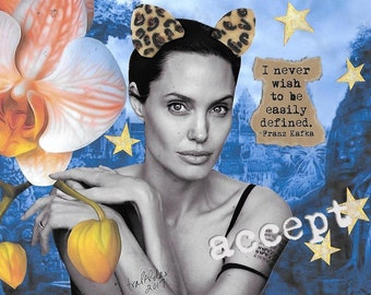 Defined - Angelina Jolie