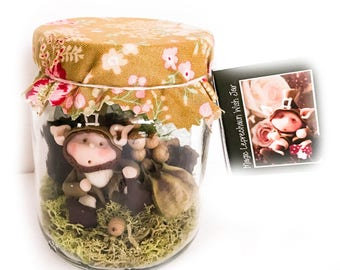 Magical Fairy Wish Jar