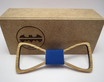 Wood Bow Tie / Sophistication / Mens Accessories / Mens necktie / 100% hand made / Best personal gift