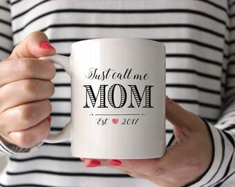 New Mom Mug, New mom Gifts, Mommy to be mug, Mommy to be Gifts, Mommy Mug, Baby Shower Gift, New mom Mug, Pregnancy Announcement, coffee mug