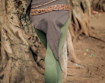 Pixie Skirt ~ Middle Point ~ Organic Cotton