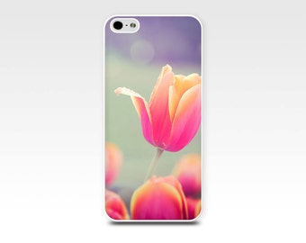 tulips iphone case 5s floral iphone 6 case flowers iphone case 4s fine art iphone case 5 photography iphone case 4 lilac pink red girly case