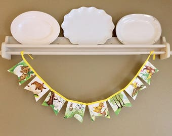 The Golden Egg Book- Little Golden Storybook Banner, Garland, Bunting