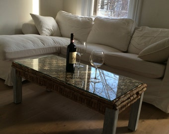 Cork Coffee Table One of a Kind