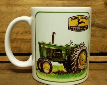300ml Coffee Mug - Vintage Tractor - John Deere Tractors