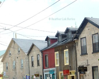 Canada Photography - Shops - Elora - Architecture Wall Decor - Canadian Fine Art Print