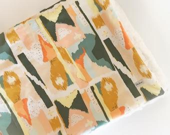 Baby GIRLS Blanket - Girls Crib Bedding / Watercolor Baby Blankets /Minky Blanket /Baby Girl Nursery Blanket /Stroller Blanket READY to Ship