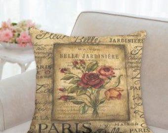 Paris Designer Pillow