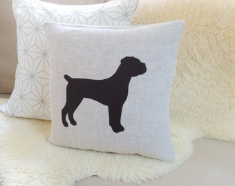 Cane Corso Pillow Cover - Custom Colors