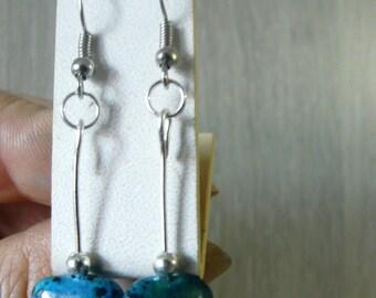 Earrings 925 Silver hooks