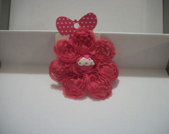 Cupcake Hair Barrette-Would be perfect for a birthday party!