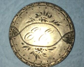 Silver Love Token 1838-1858 Seated Liberty Quarter, Full Liberty E.E.Very Nice <>#BCE-123