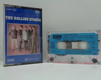 Rolling Stones Collector's Only Cassette
