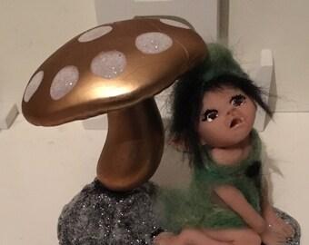 Toadstool elf